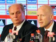 Fußball: Hoeneß: Vertretung von Sammer beim FCB «kein Thema»