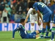 Fußball: Wolfsburgs Draxler wieder im Mannschaftstraining