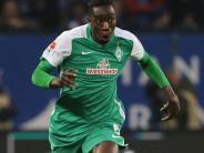 Fußball: Werder muss imSaisonendspurt auf Yatabaré verzichten