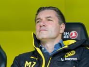 """Borussia Dortmund: """"Eine Sauerei"""" - Zorc wütend auf Rüpel-Portugiesen"""