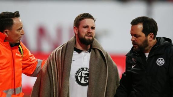 Fußball: Kreuzbandriss bei Eintracht Frankfurts Stendera
