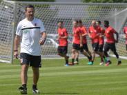 FC Augsburg: FC Augsburg: Trainingslager in Südtirol, davor erstes Testspiel gegen 1. FCN