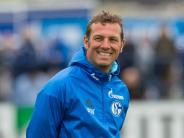 FC Schalke 04: Markus Weinzierl: Einen Monat da und alles richtig gemacht