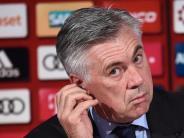 Fußball: FC Bayern: Ancelotti will keine weiteren Transfers