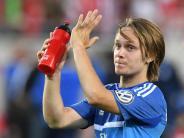 Fußball: Erleichterung: Halilovic und Kostic machen HSVfroh