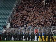 Fußball: «Nicht über einen Kamm scheren»: Oczipka verteidigt Fans
