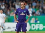 Fußball: Werder-Stürmer Kruse am Knie operiert