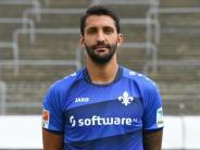Fußball: Darmstadt 98 zum Auftakt ohne Kapitän Sulu