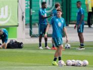 Fußball: Wolfsburg noch ohne Gomez zum Bundesliga-Start