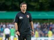 Fußball: FC Augsburgs Coach Schuster verspürt «Lampenfieber»