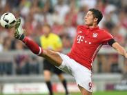 FC Bayern: Dritter Torschützenkönig-Titel noch kein Thema für Lewandowski