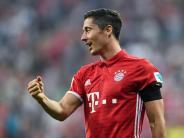 """FC Bayern: Ancelotti überzeugt: """"Lewandowski wird bei Bayern verlängern"""""""