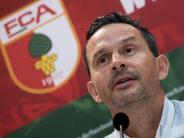 FC Augsburg: Dirk Schuster geht entspannt in die Partie gegen seinen Ex-Klub