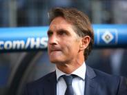 Hamburger SV: Labbadia zur eigenen Situation: «Los des Trainers»