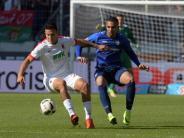 Bundesliga: Schulterblessur: FCA muss länger auf Bobadilla verzichten