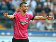 Bundesliga: Herthas Ibisevic hadert trotz Rekord