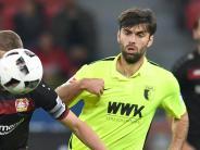 FC Augsburg: FCA muss in Leipzig auf Moravek verzichten