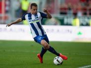 Nach Sprunggelenksverletzung: Herthas Darida noch keine Option für das Spiel in Augsburg