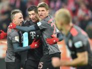 3:1-Sieg in Mainz: Der FC Bayern ist vorläufig wieder Tabellenführer