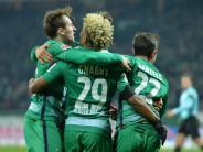 Bundesliga am Samstag: FC Ingolstadt verliert gegen Bremen - Dortmund schlägt Gladbach 4:1