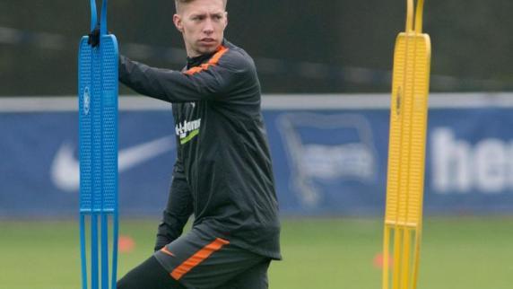 Hertha BSC droht gegen Bremen Ausfall von Stark und Weiser