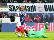 """""""Tatsachenentscheidung"""": Keine Strafe für Leipzigs Werner nach seiner Schwalbe"""