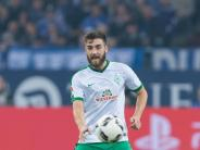 Unbefriedigend: Werder-Profi Petsos beklagt persönliche Situation