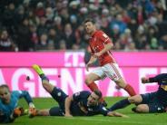 FC Bayern: Leipzig chancenlos - Bayern überwintern als Nummer eins