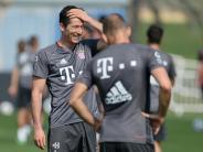 Erkältungen überwunden: Robben und Lewandowski wieder zurück im Training