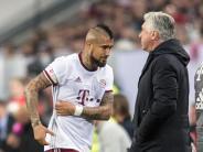 Vor Rückrundenstart: Vidal fehlt FC Bayern weiter im Mannschaftstraining