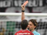 Bundesliga: FCIngolstadt legt gegen Sperre von Leckie Einspruch ein