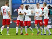 «Mit aller Macht»: RB Leipzigs Plan zur Champions League