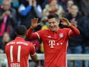 Sonderlob für Müller: Lewandowski in der Kategorie des «Bombers»