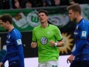 Frings: «Bis zum Ende alles»: Gomez schießt Wolfsburg zum Sieg gegen Darmstadt