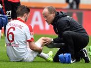 FC Augsburg: Pechvogel Gouweleeuw fällt wieder aus