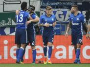 1:0-Sieg in Mainz: Mit breiter Brust ins Derby: Schalke schaut wieder nach oben