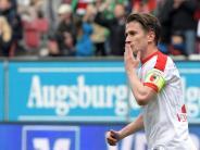 FC Augsburg: Wieder ein Endspiel für FCA-Kapitän Paul Verhaegh