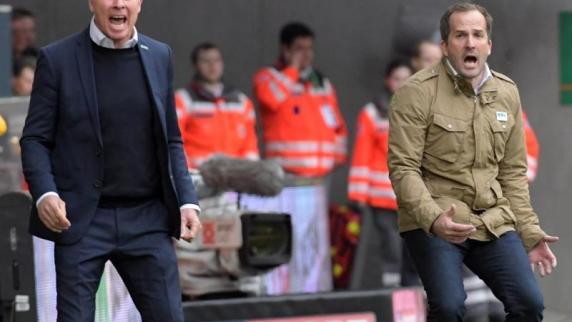 Kommentar: Stefan Reuter gibt beim FC Augsburg den Ton an