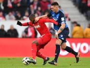Historischer Abend für 1899?: Hoffenheim bei Sieg in Köln erstmals im Europapokal