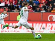 Ruft Löw bald an?: Werders Vierfach-Kruse glänzt auf dem Weg nach Europa