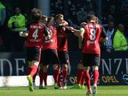 Siegtreffer von Stenzel: Freiburg weiter auf Kurs Europapokal:2:1 gegen Leverkusen