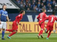 1:1 bei Schalke 04: Werner schießt Leipzig näher an Champions League