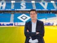 Abstiegskampf: HSV-Sportchef Todt optimistisch vor Saisonfinale