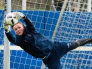 Einsatz wahrscheinlich: HSV-Ersatzkeeper Mickel vor Augsburg-Spiel:«Ich bin bereit»
