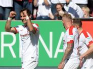 """Pressestimmen: FC Augsburg gegen HSV: Die Gäste """"überrumpelt"""""""