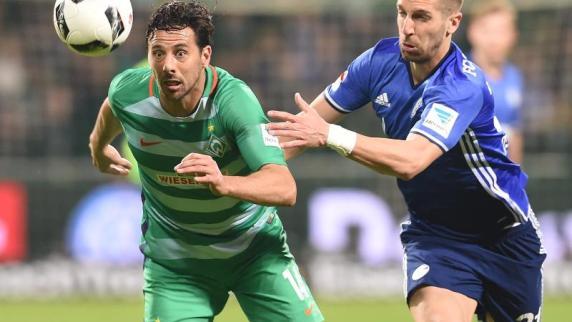 FC Köln überholt Europa-Rivale Werder mit 4:3-Sieg