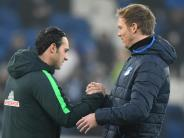 Für die Champions League: Nagelsmanns ungewöhnliches Angebot an Werder-Coach Nouri