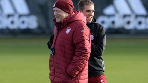 Bayern: Philipp Lahm wird wieder Vater