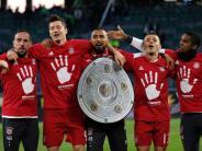 Fußball-Bundesliga: Bayern-Bescherung und RB-Lauf:Schlaglichter der Spielzeit