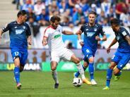 Nullnummer: FCA bleibt erstklassig -Hoffenheim verpasst Quali